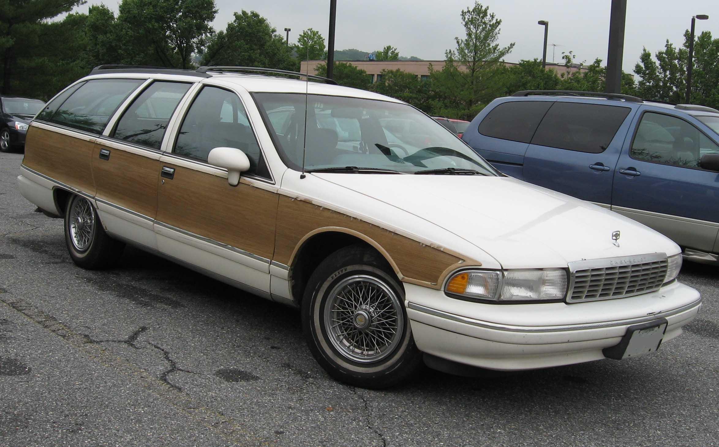 Chevrolet Caprice 1991 foto - 2