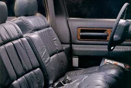 Chevrolet Caprice 1991 foto - 5