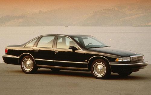Chevrolet Caprice 1993 foto - 3