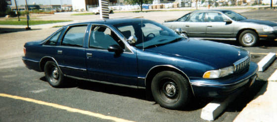 Chevrolet Caprice 1994 foto - 2