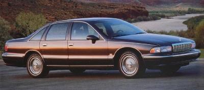Chevrolet Caprice 1994 foto - 3