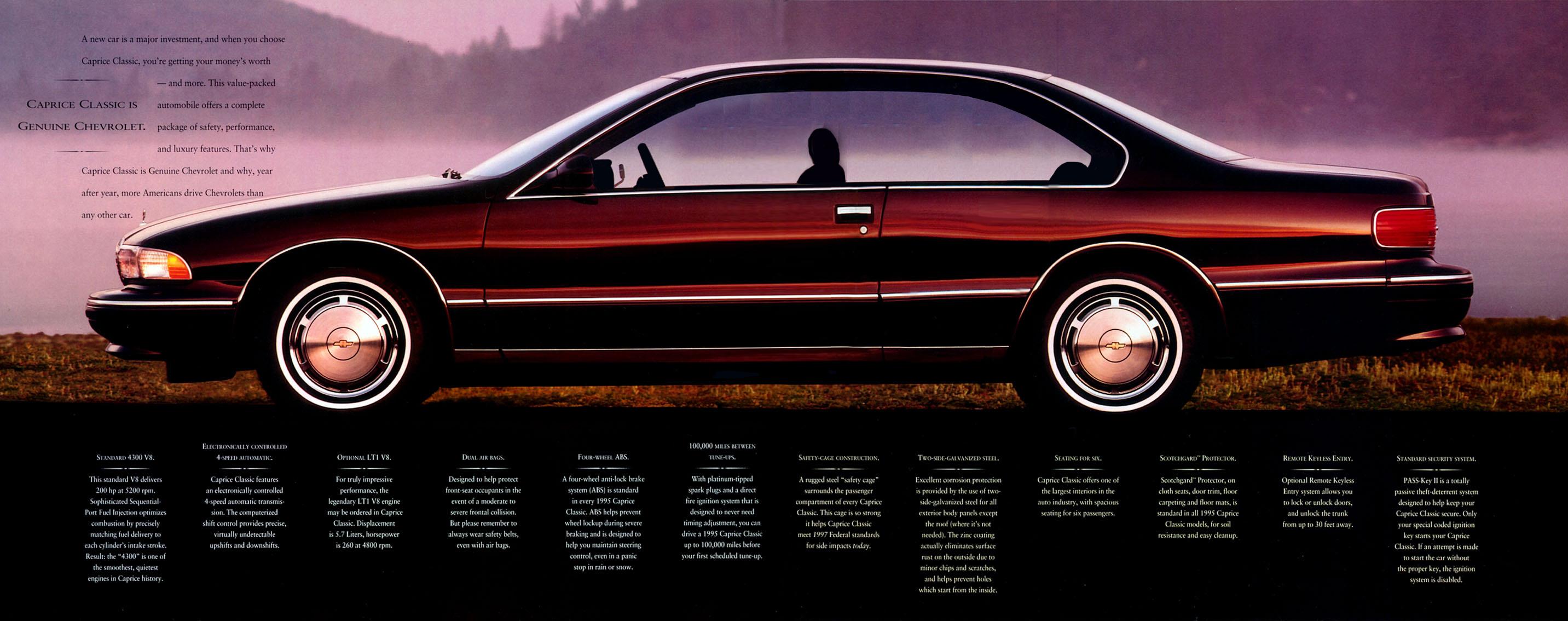 Chevrolet Caprice 1996 foto - 3