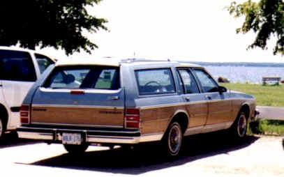 Chevrolet Caprice 2002 foto - 2