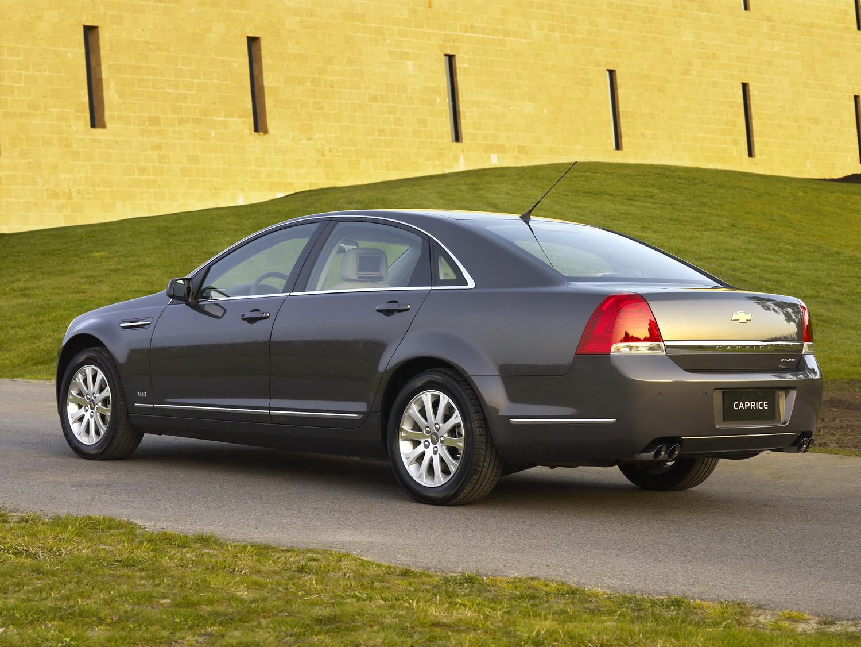 Chevrolet Caprice 2005 foto - 4