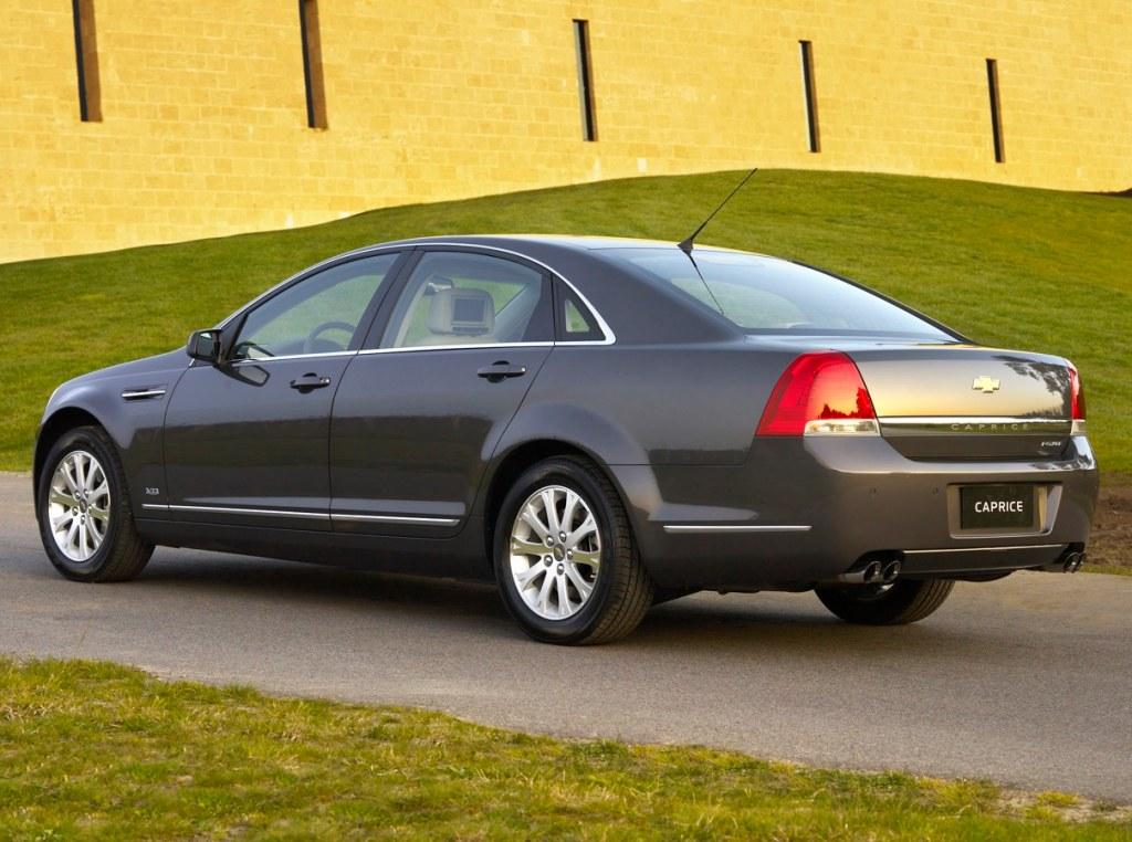 Chevrolet Caprice 2011 foto - 1