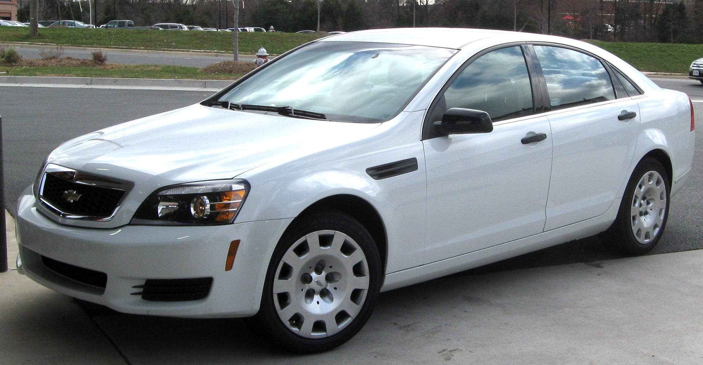 Chevrolet Caprice 2011 foto - 2
