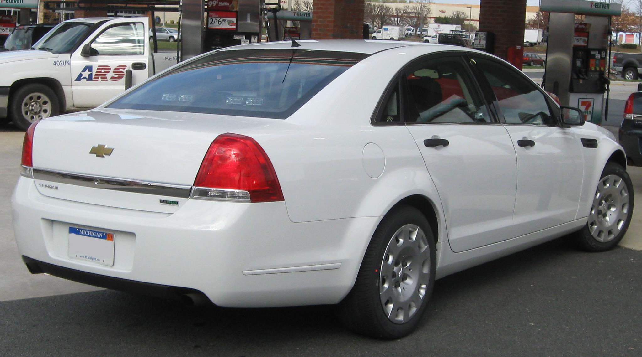 Chevrolet Caprice 2011 foto - 4