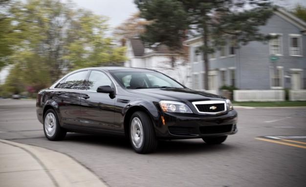 Chevrolet Caprice 2012 foto - 4