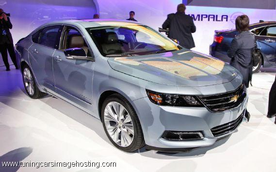 Chevrolet Caprice 2014 foto - 2