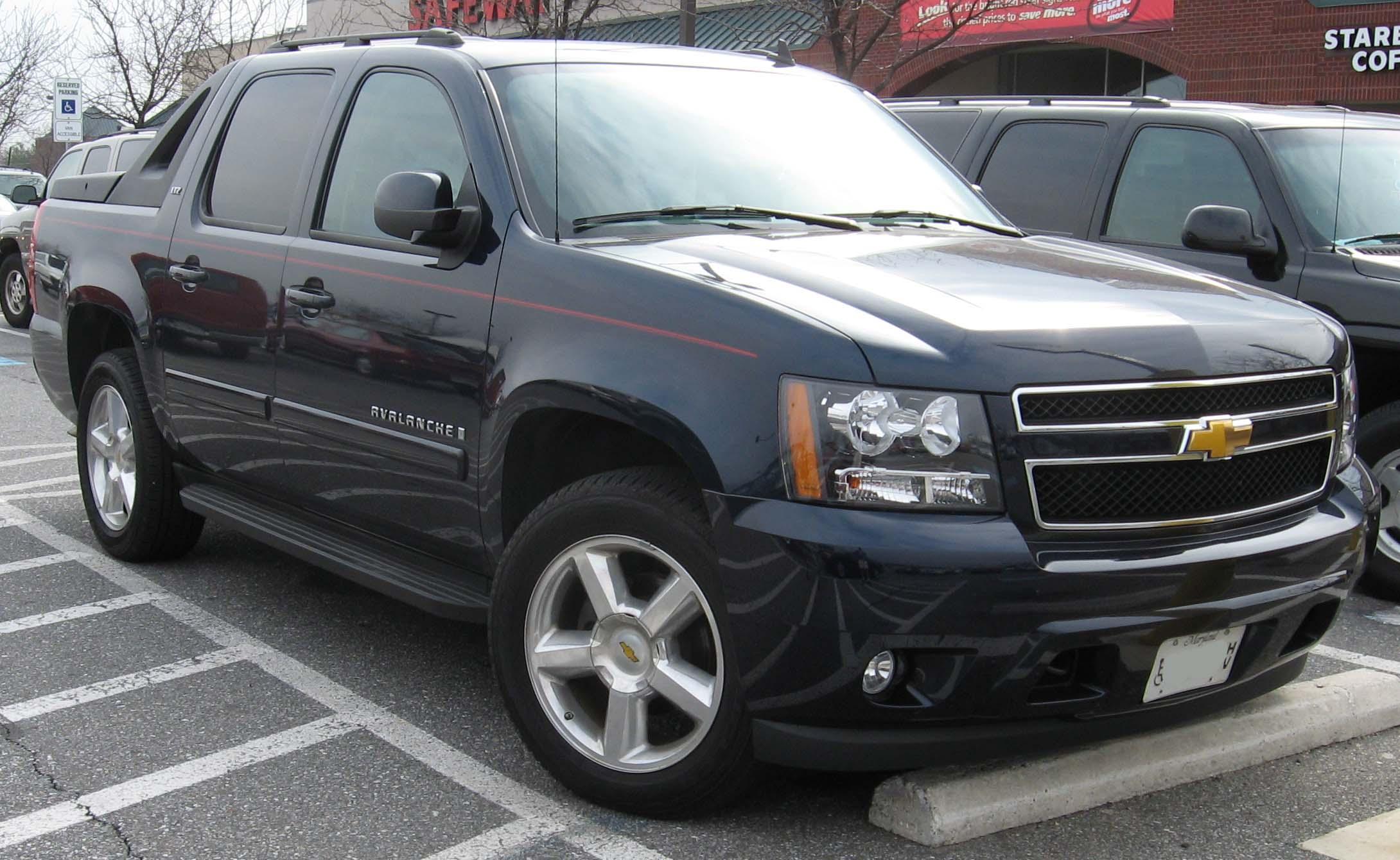Chevrolet Caprice 2015 foto - 3