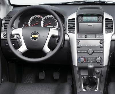 Chevrolet Captiva 2007 foto - 2