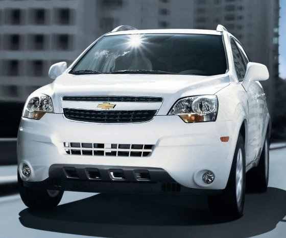 Chevrolet Captiva 2010 foto - 1