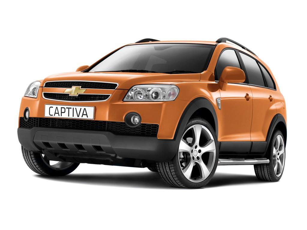 Chevrolet Captiva 2010 foto - 2