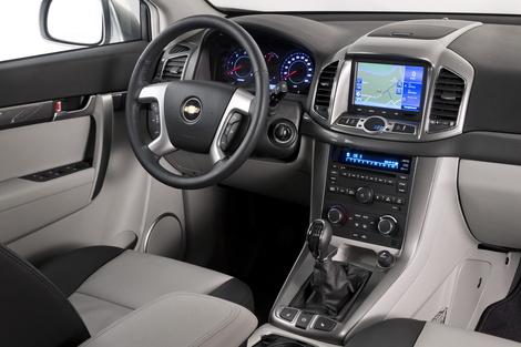Chevrolet Captiva 2011 foto - 2