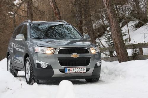 Chevrolet Captiva 2011 foto - 3