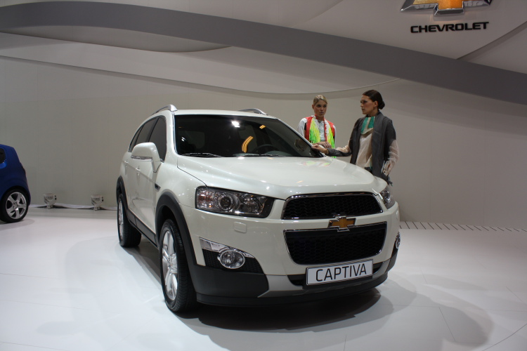 Chevrolet Captiva 2012 foto - 5