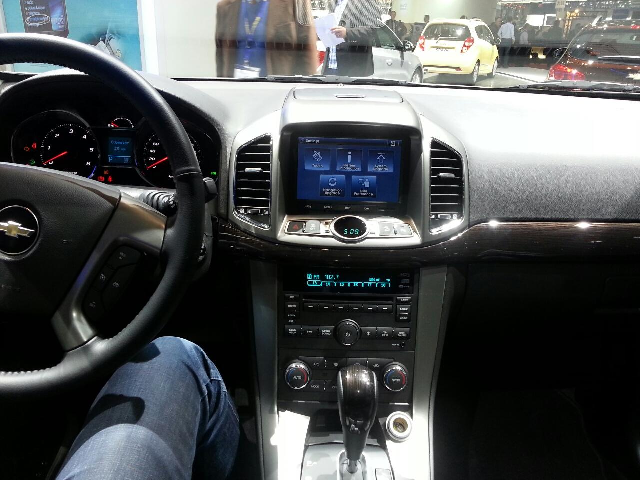 Chevrolet Captiva 2013 foto - 2