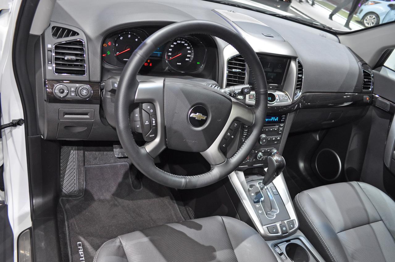 Chevrolet Captiva 2013 foto - 5
