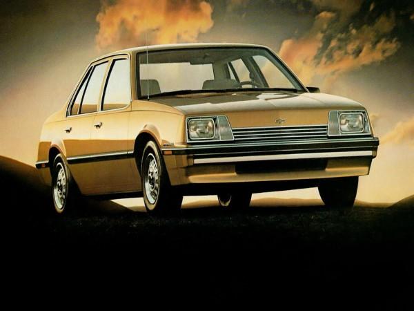 Chevrolet Cavalier 1982 foto - 4