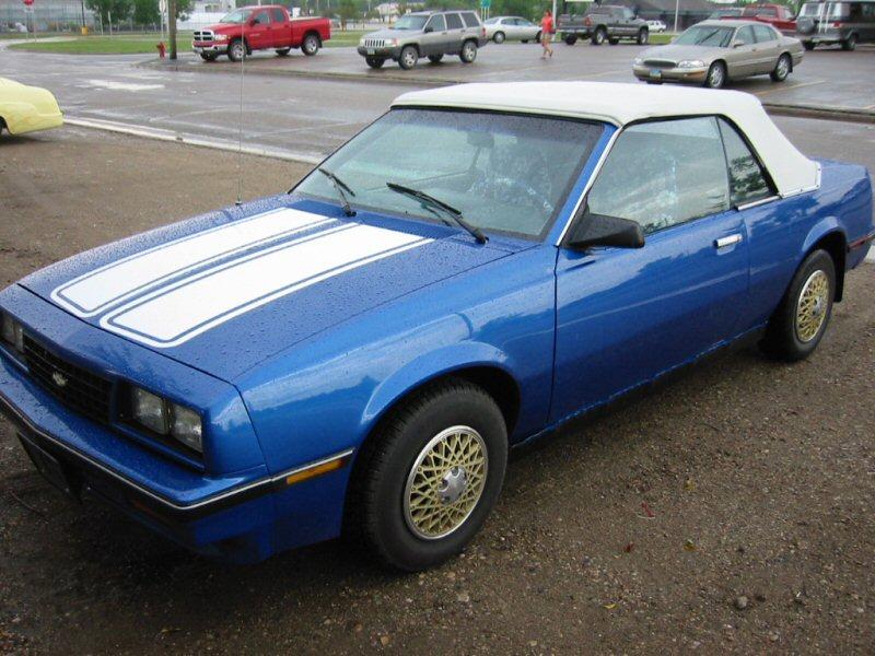 Chevrolet Cavalier 1984 foto - 5