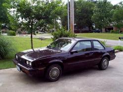 Chevrolet Cavalier 1985 foto - 1