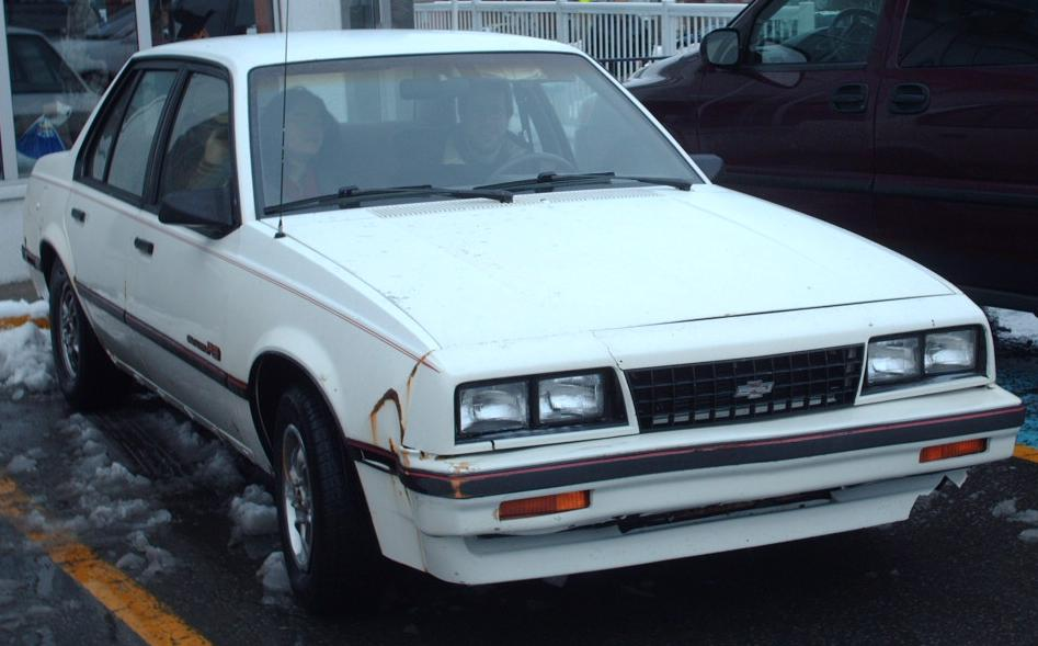 Chevrolet Cavalier 1985 foto - 5