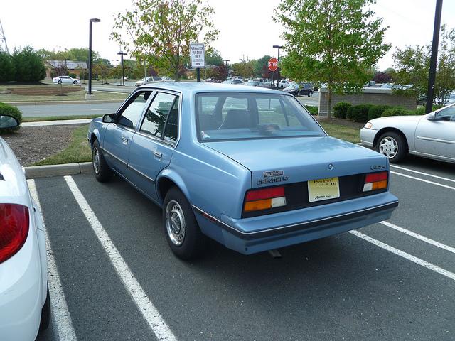 Chevrolet Cavalier 1987 foto - 5