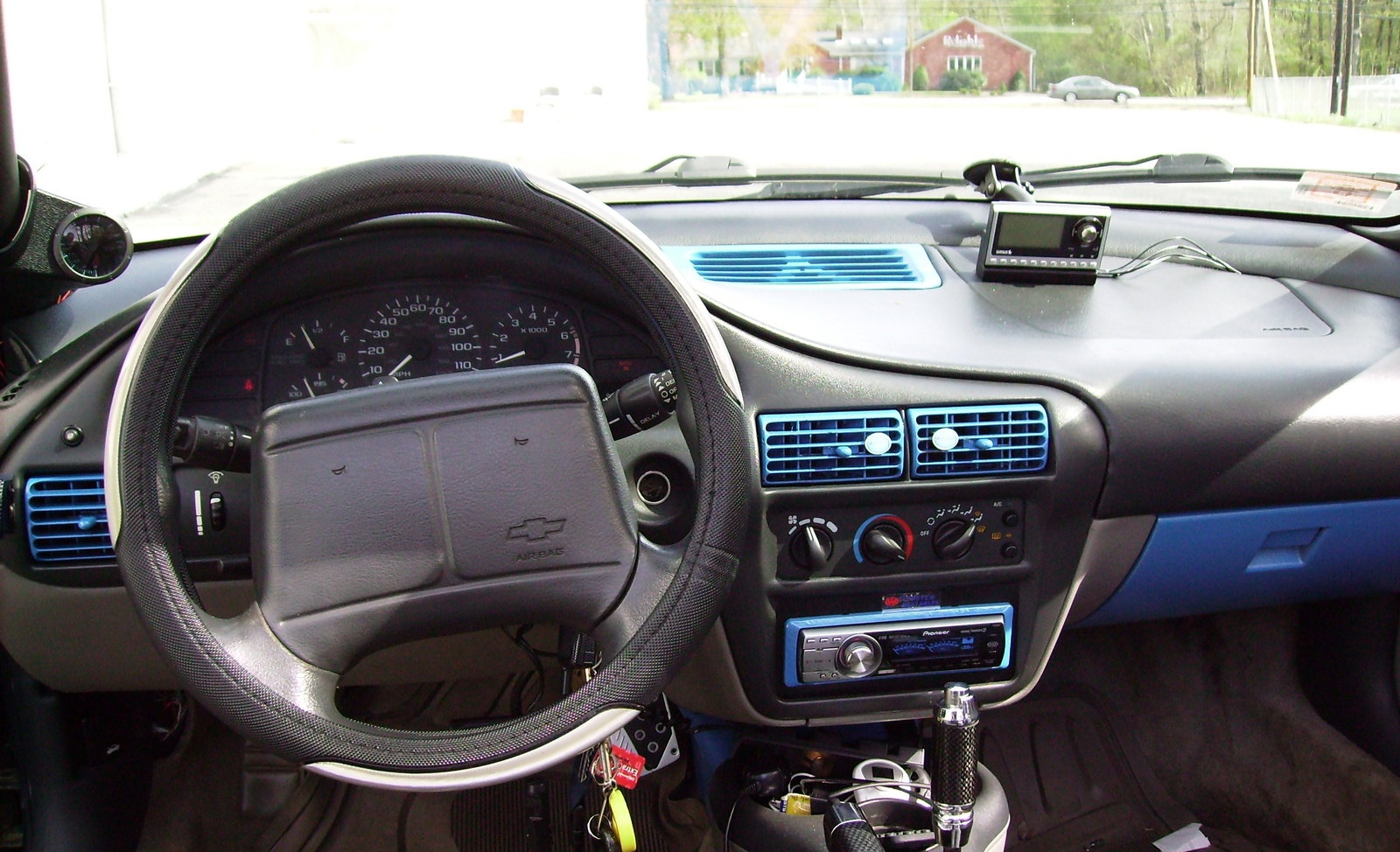 Chevrolet Cavalier 1988 foto - 3
