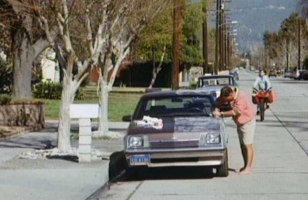 Chevrolet Cavalier 1988 foto - 5