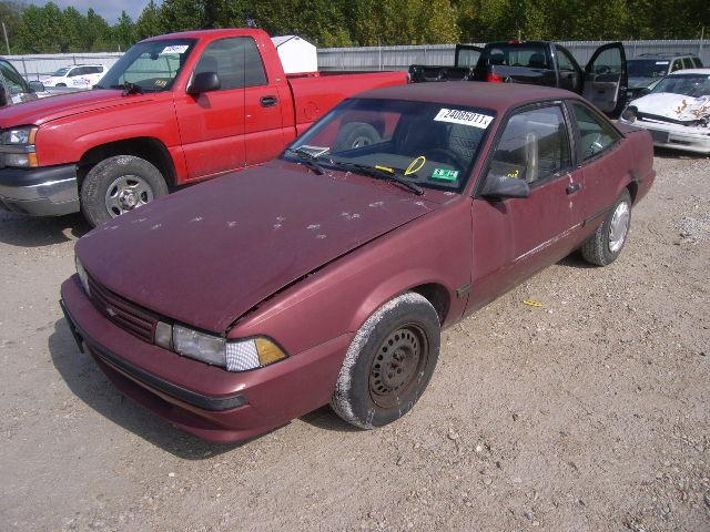 Chevrolet Cavalier 1989 foto - 1