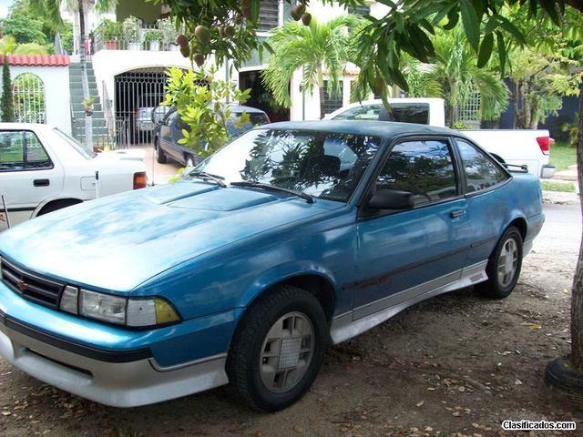 Chevrolet Cavalier 1989 foto - 2