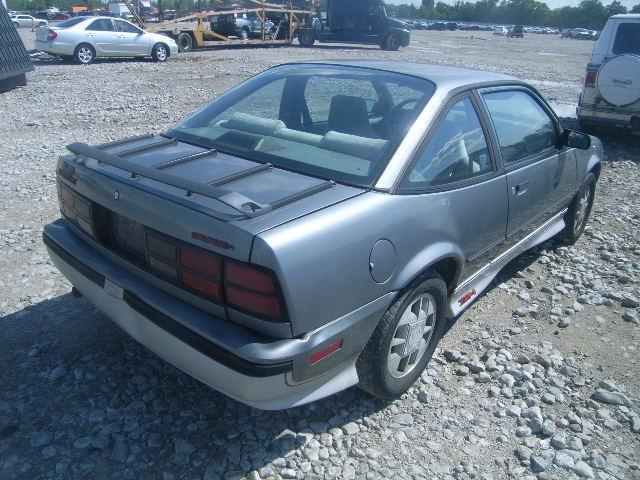 Chevrolet Cavalier 1989 foto - 5