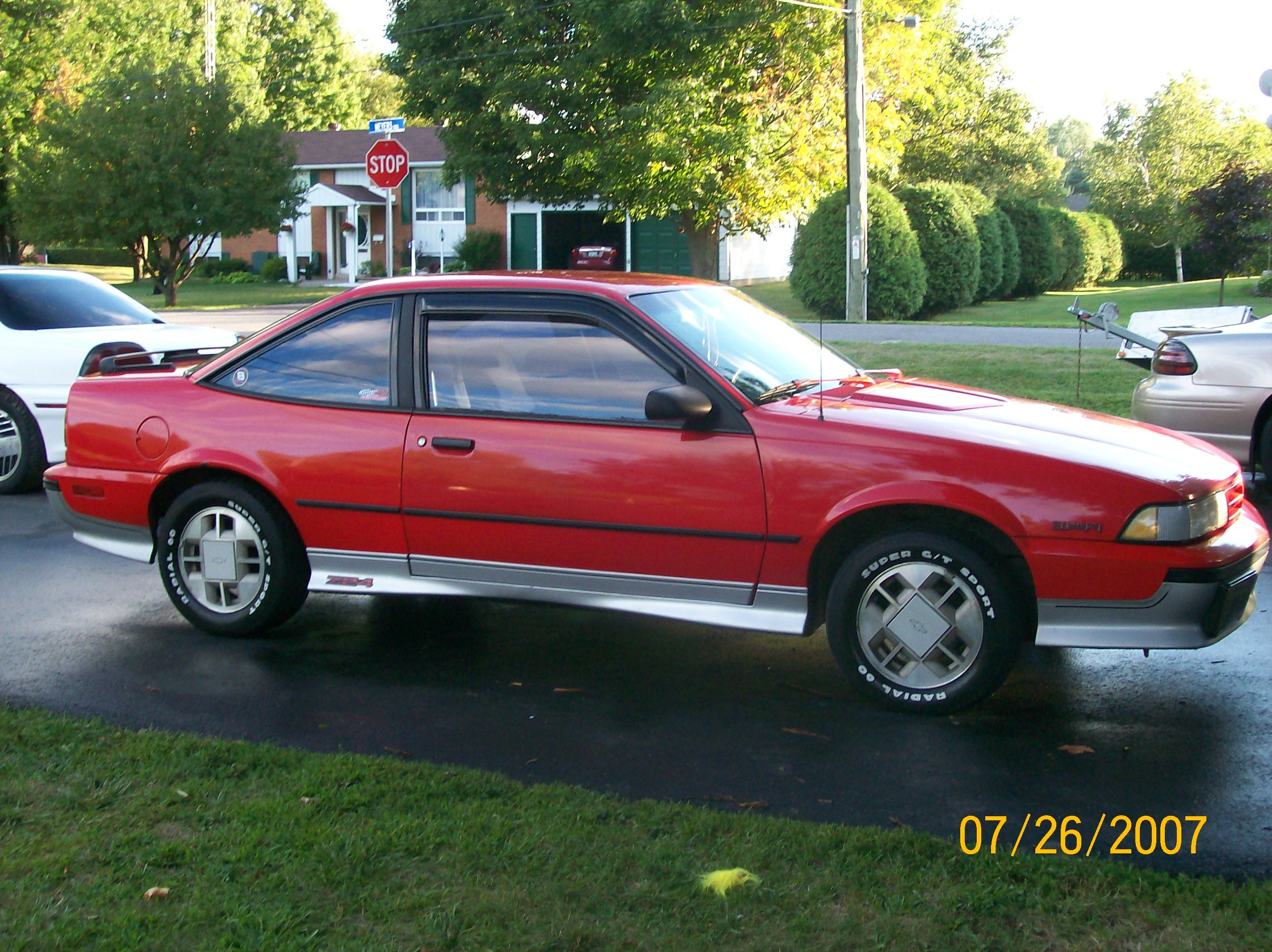 Chevrolet Cavalier 1990 foto - 1