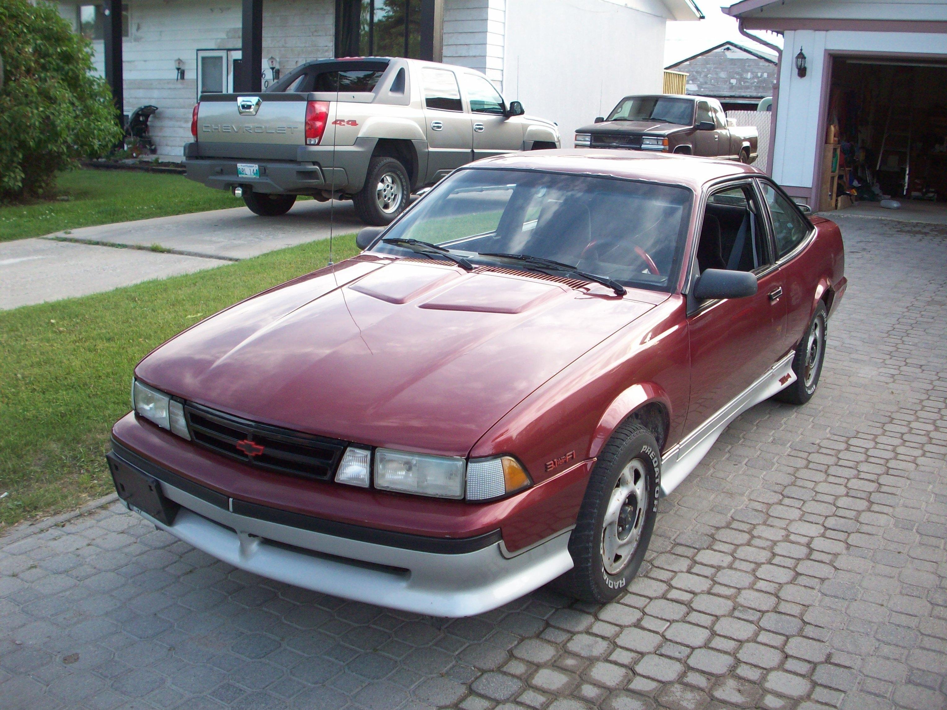 Chevrolet Cavalier 1990 foto - 3
