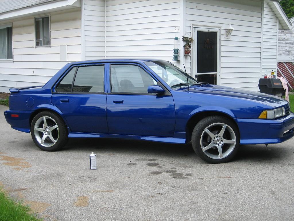 Chevrolet Cavalier 1990 foto - 4