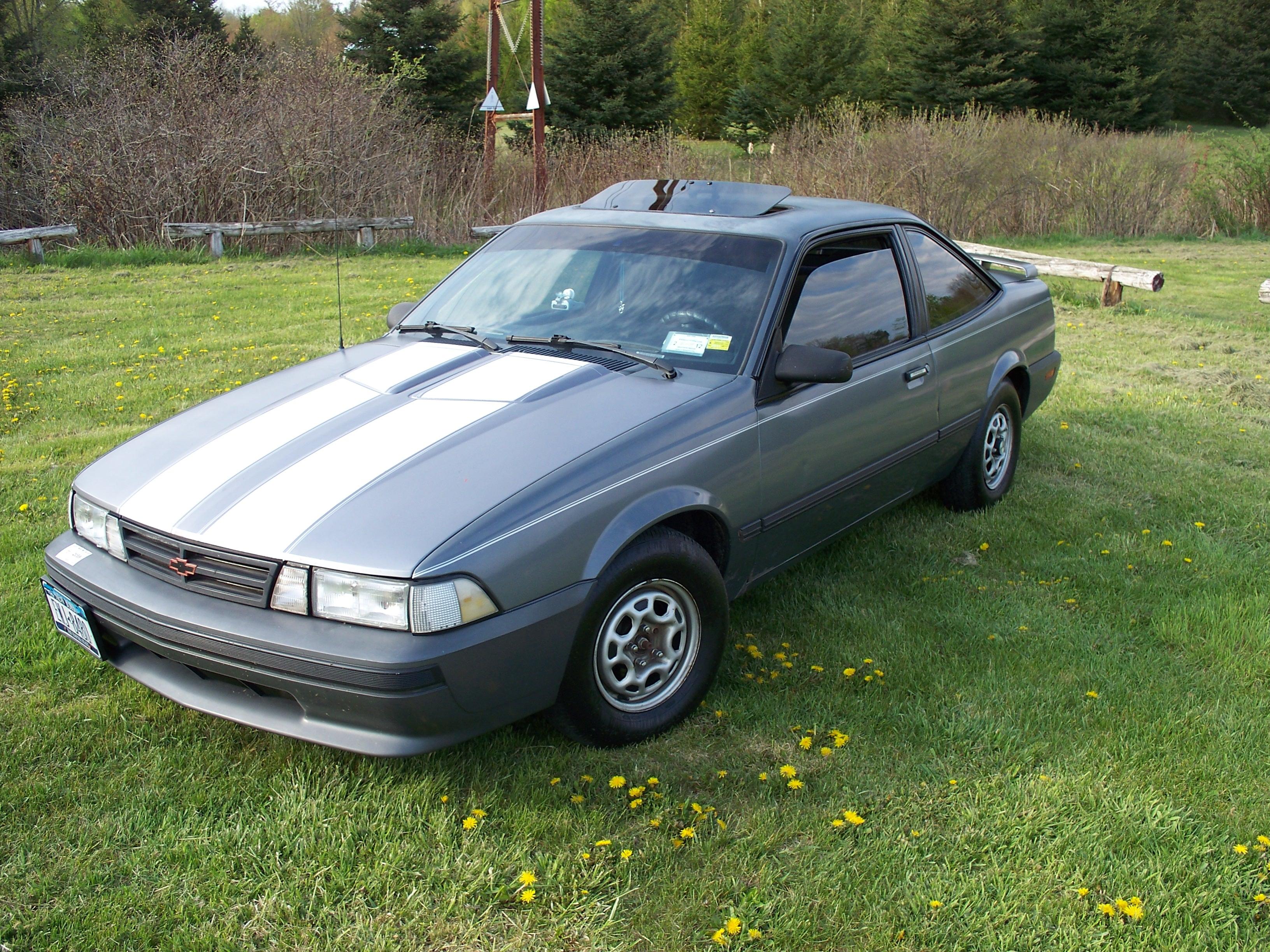 Chevrolet Cavalier 1990 foto - 5