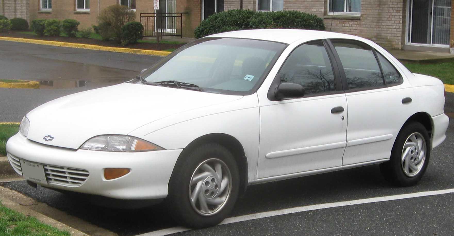 Chevrolet Cavalier 1991 foto - 3