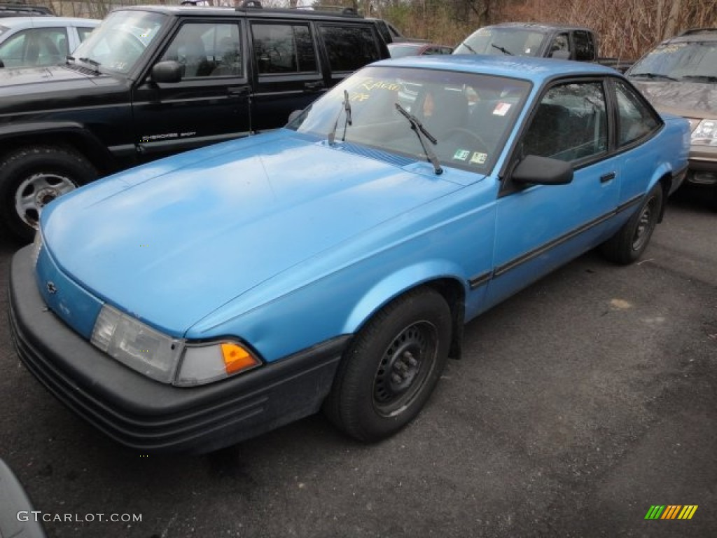 Chevrolet Cavalier 1992 foto - 2