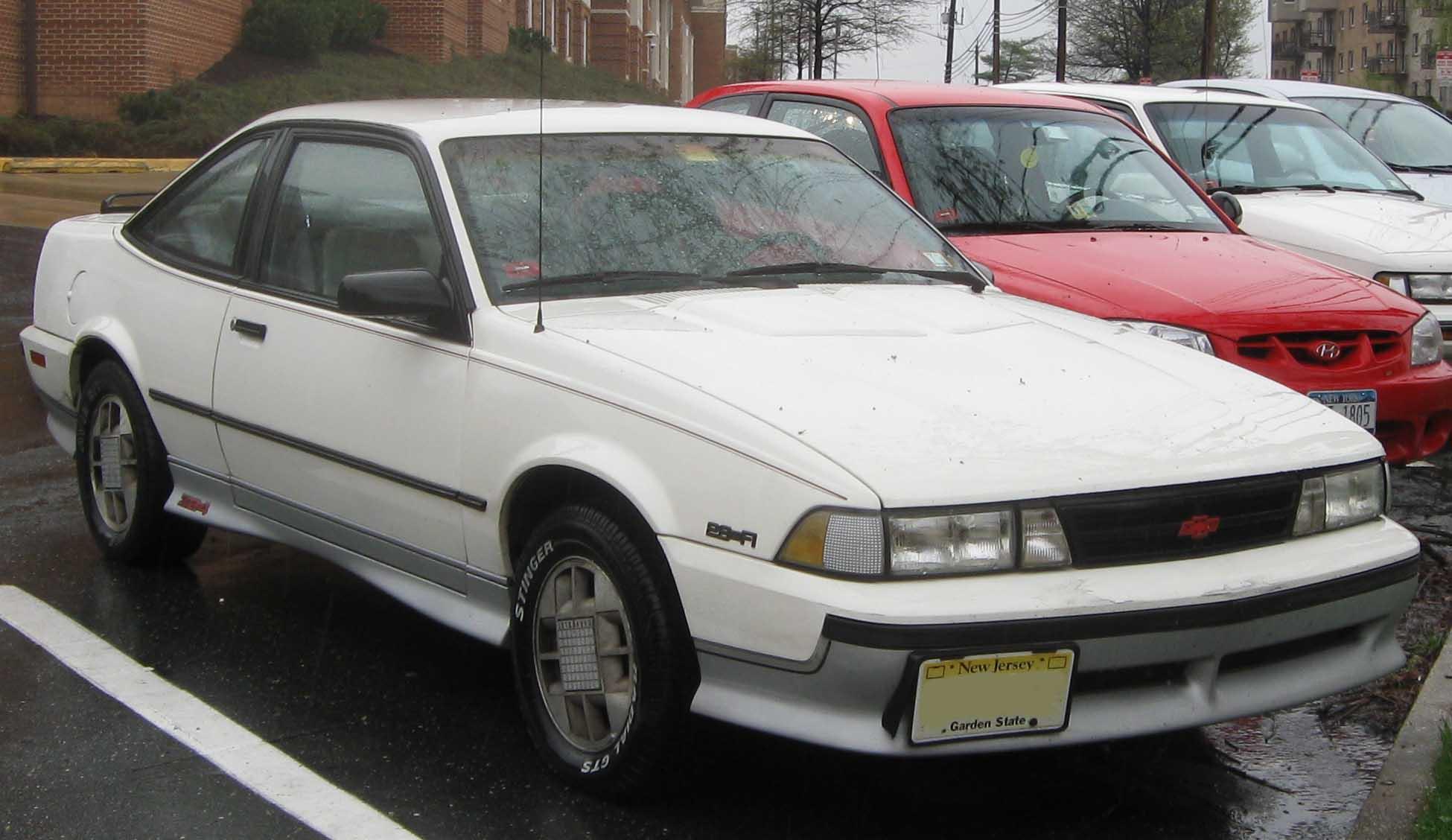 Chevrolet Cavalier 1992 foto - 4