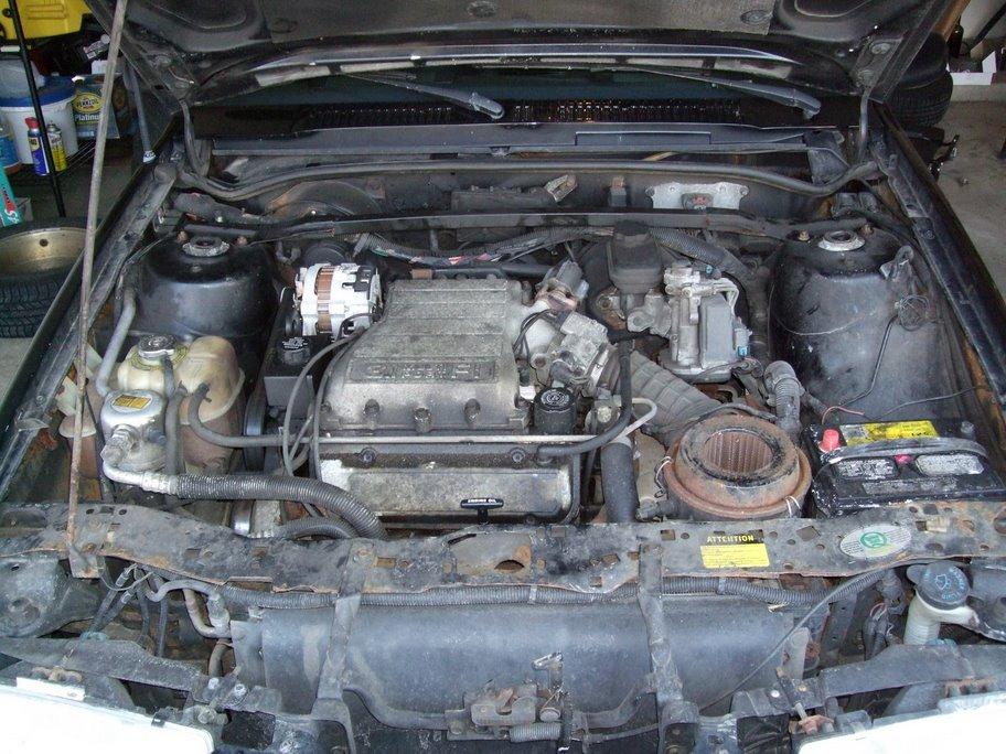 Chevrolet Cavalier 1992 foto - 5