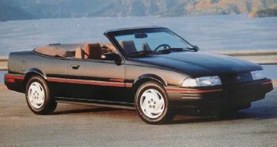 Chevrolet Cavalier 1993 foto - 4
