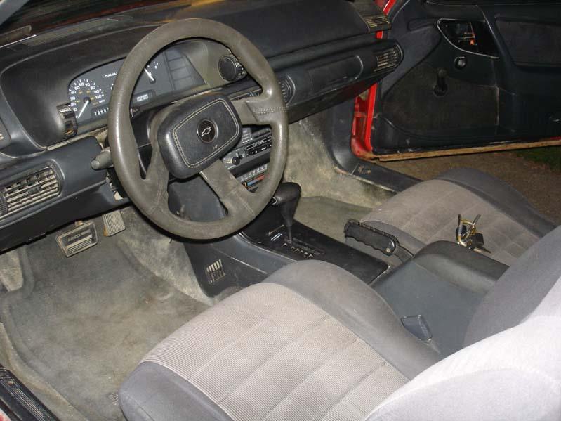 Chevrolet Cavalier 1994 foto - 2