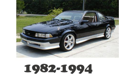 Chevrolet Cavalier 1994 foto - 4