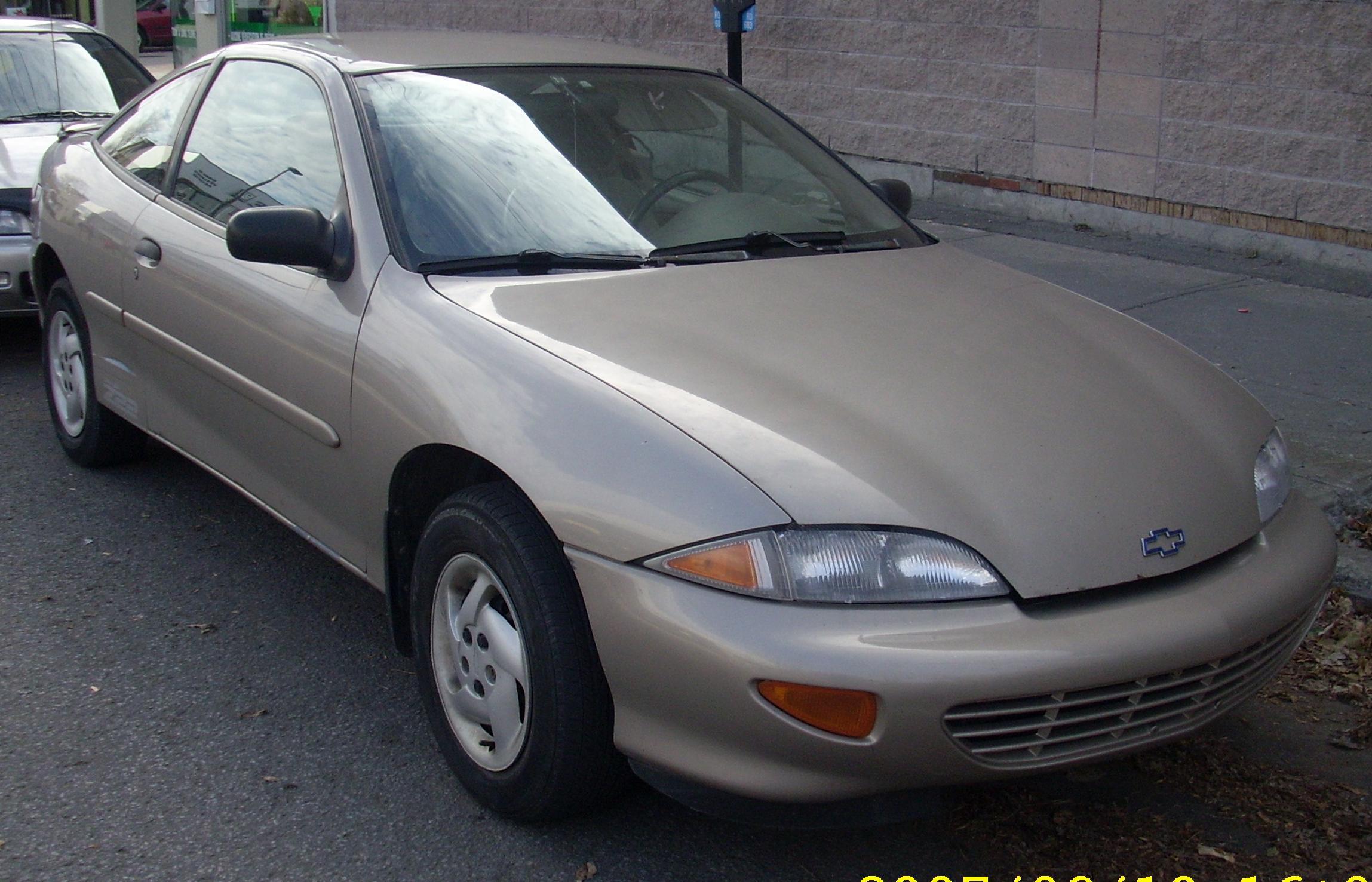 Chevrolet Cavalier 1995 foto - 1