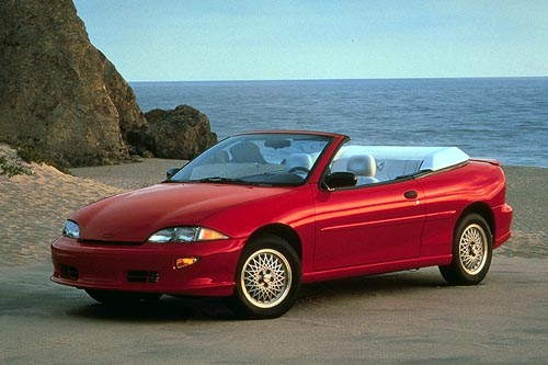 Chevrolet Cavalier 1996 foto - 1