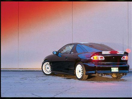 Chevrolet Cavalier 1997 foto - 2