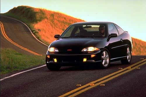 Chevrolet Cavalier 1998 foto - 1