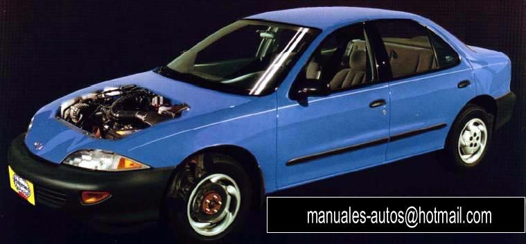 Chevrolet Cavalier 2001 foto - 1