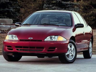 Chevrolet Cavalier 2001 foto - 4