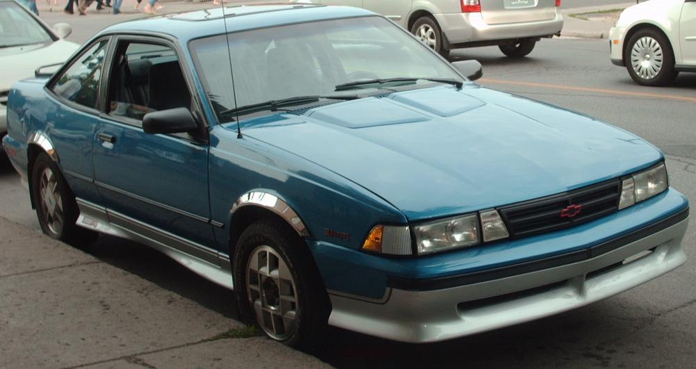 Chevrolet Cavalier 2014 foto - 1